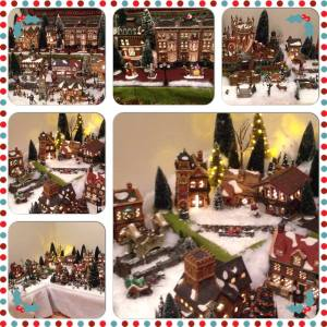 Our Dicken's Village