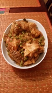 Finish Chicken Stew